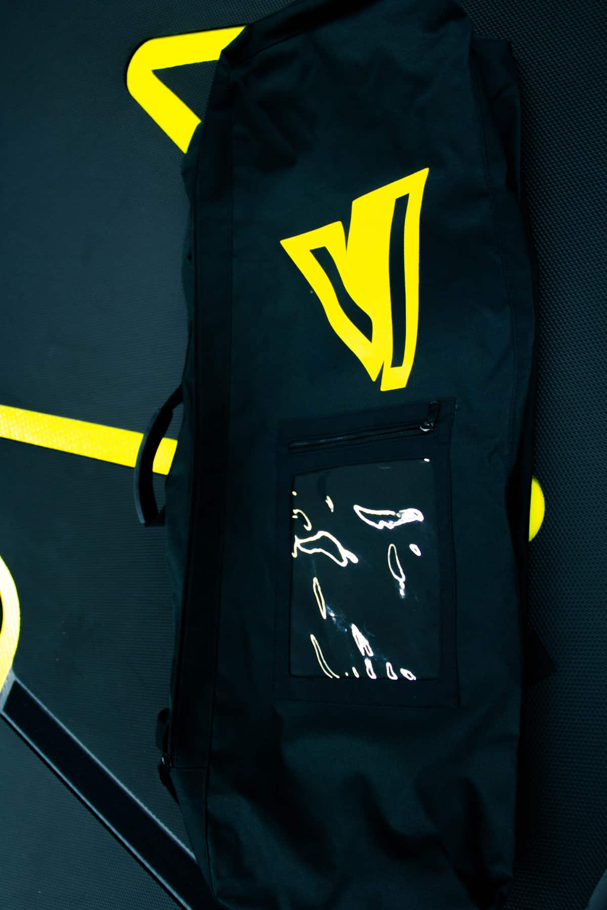 Yellow V - Bagpack voor SUPS