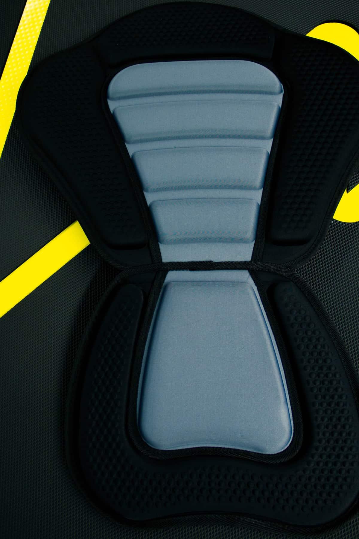 Yellow V - Opvouwbare kajak stoel voor SUPboard